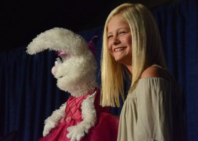 Darci Lynne and Petunia