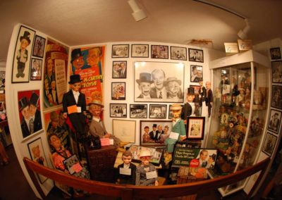 Edgar Bergen Display at Vent Haven Museum