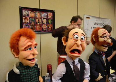 Handemonium Puppets