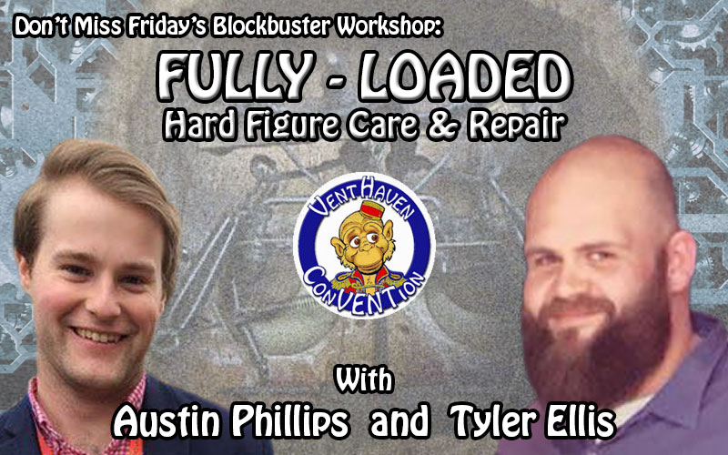 Fully Loaded – A New Blockbuster Workshop