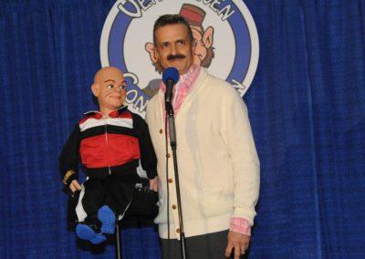 Dan Sachoff as Earl Shanklin on the Super Thursday Show