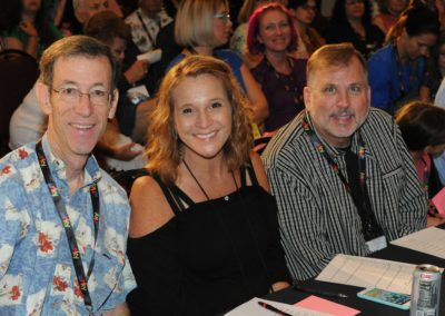 Gary Owen, Lynn Trefzger, and Dan Horn