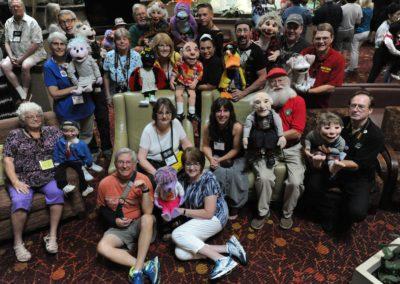 MAT puppets group