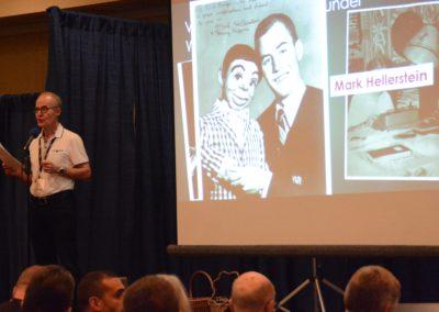 Mark Hellerstein shares poignant memories of Vent Haven founder W.S. Berger