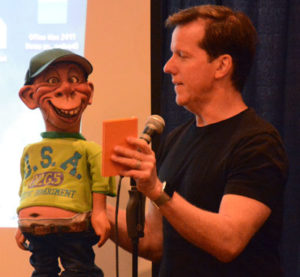 Jeff Dunham at Vent Haven