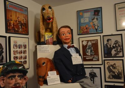 Jimmy Nelson Exhibit at Vent Haven Museum